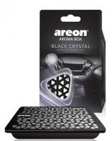 Ароматизатор под сиденье Areon Aroma Box блэк кристал