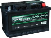 Аккумулятор GIGAWATT 72 Ач низкий