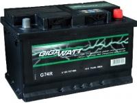 Аккумулятор GIGAWATT 74 Ач