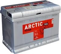 Аккумулятор TITAN Arctic 6СТ-75