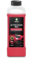 Шампунь для б/контактной мойки GRASS Active Foam Red Красная пена