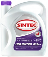Антифриз SINTEC UNLIMITED G12++