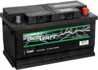 Аккумулятор GIGAWATT 80 Ач низкий