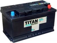 Аккумулятор TITAN Euro Silver 6СТ-85 низкий