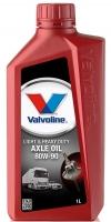Трансмиссионное масло Valvoline Light & Heavy Duty Axle Oil 80W-90