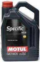 Масло моторное MOTUL Specific 925B 5W-20 (FORD)