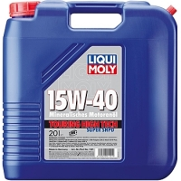 Моторное масло LIQUI MOLY Touring High Tech Super SHPD 15W-40 (Мин)
