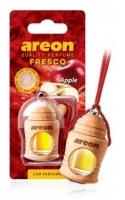 Ароматизатор на зеркало Areon fresco яблоко бутылочка