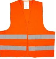 Жилет безопасности светоотражающий оранжевый Airline