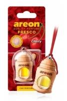 Ароматизатор на зеркало Areon fresco вишня бутылочка