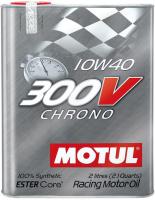 Масло моторное MOTUL 300V Chrono Motorsport 10W-40