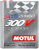 Масло моторное MOTUL 300V Le Mans Motorsport 20W-60