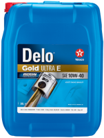 Моторное масло TEXACO Delo Gold Ultra E 10W-40