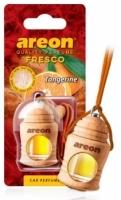 Ароматизатор на зеркало Areon fresco мандарин бутылочка