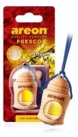 Ароматизатор на зеркало Areon fresco oxygen бутылочка
