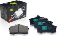 Колодки тормозные передние ВАЗ 2108-09, 2113-15 TRIALLI