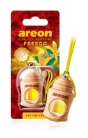 Ароматизатор на зеркало Areon fresco ваниль бутылочка