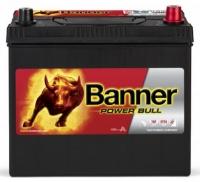 Аккумулятор Banner Power Bull 45 ASIA