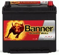 Аккумулятор Banner Power Bull 60 ASIA с нижним креплением