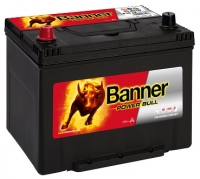 Аккумулятор Banner Power Bull 70 ASIA