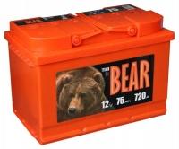 Аккумулятор Медведь 6СТ-75 LA