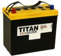Аккумулятор TITAN Asia Silver 6СТ-57