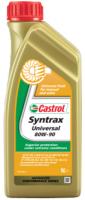 Масло трансмиссионное Castrol Syntrax Universal 80W-90
