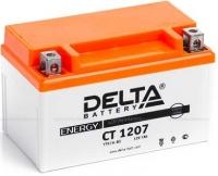 Аккумулятор DELTA 7Ah 12V CT 1207