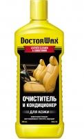 Очиститель-кондиционер для кожи Leather cleaner & conditioner Doctor Wax