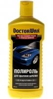 Полироль кузова Doctor Wax антицарапин