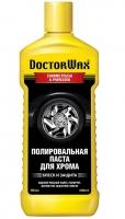 Полироль для хрома Doctor Wax