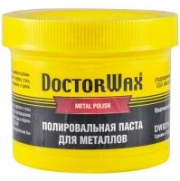 Полировальная паста для металлов и хрома Doctor Wax