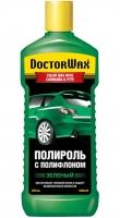 Полироль кузова Doctor Wax тефлон зеленый