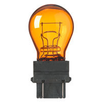 Лампа LED PY27/7W W2.5x16q Premium red 2шт 12V 3557YE-02B 4052899435001 OSRAM