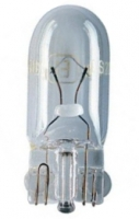 Лампа W3W (3W) W2,1x9,5d стеклянный цоколь 12V 2821 4050300838663 OSRAM
