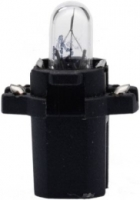 Лампа BAX (1,2W) B8,5d чёрный 12V 2721MF 4050300891255 OSRAM