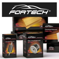 Фильтр масляный Ford Mondeo III/IV S-Max 1,8/2,0/2,3/Mazda 6 1,8/2,3 Fortech FO-037 ECO