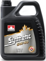 Моторное масло PETRO-CANADA Europe Synthetic 5W-40