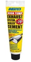 Герметик - цемент для ремонта глушителя термостойкий Abro