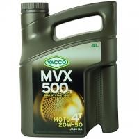 Моторное масло YACCO MVX 500 4T 20W-50