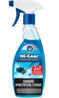 Очиститель стекол зимний HI-Gear спрей