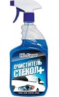 Очиститель стекол и пластика HI-Gear спрей