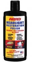 Полироль-восстановитель фар ABRO HR-237