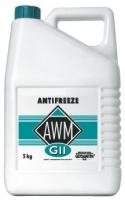 Антифриз AWM G11 (зелено-синий)