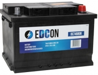 Аккумулятор EDCON 74Ач