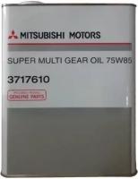 Трансмиссионное масло MITSUBISHI SuperMulti Gear 75W-85 GL-4