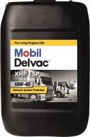 Масло моторное Mobil Delvac XHP ESP 10W-40 (Синт)