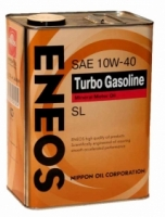 Масло моторное ENEOS SL TURBO 10W-40 (мин)
