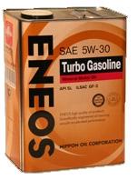 Масло моторное ENEOS SL TURBO 5W-30 (мин)
