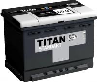 Аккумулятор TITAN Standart 6СТ-60